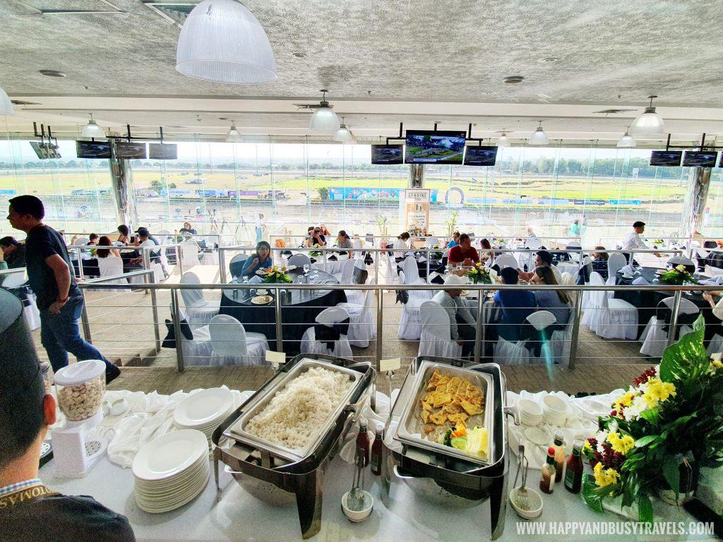 first class buffet