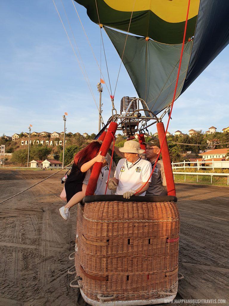 Philippine International Hot Air Balloon Festival Flying Carnival 2020
