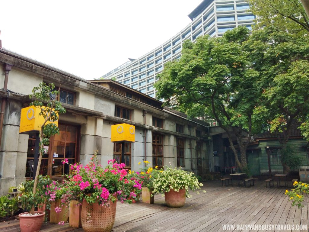 Songshan Cultural and Creative Park 松山文創園區 - Happy and Busy Travels to Taiwan