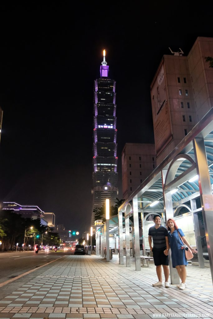 Taipei 101 台北101 Xinyi Wei Xiu Shopping District 信義威秀商圈 - Happy and Busy Travels to Taiwan