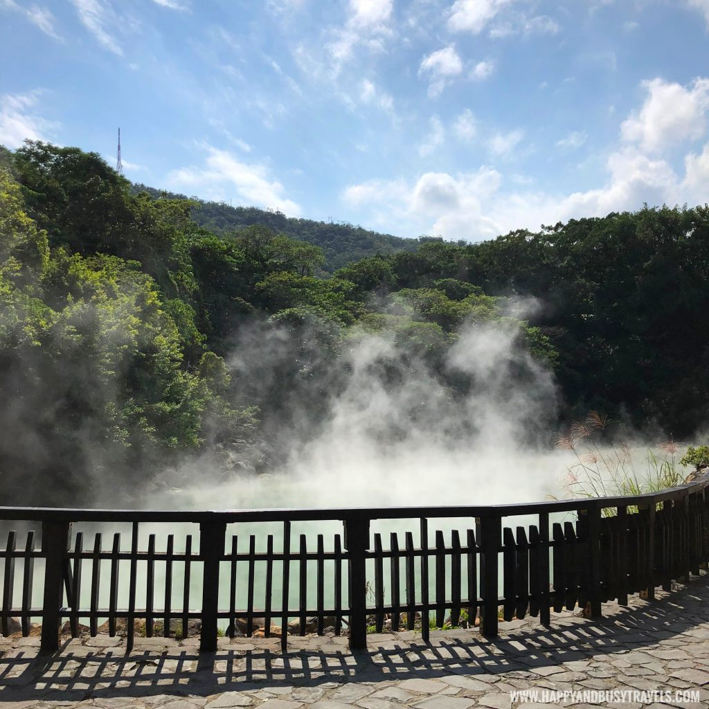 Beitou Thermal Valley Hot Spring - Happy and Busy Travels to Taichung, Taiwan