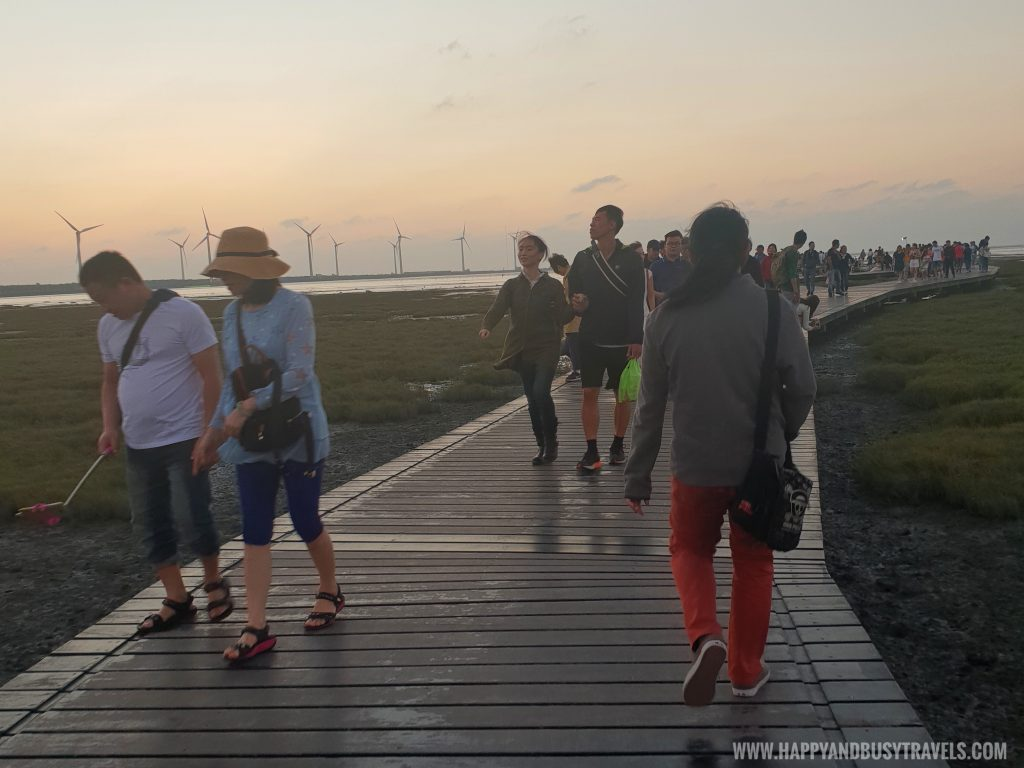 Gaomei Wetlands 高美溼地 Taichung - Happy and Busy Travels to Taiwan