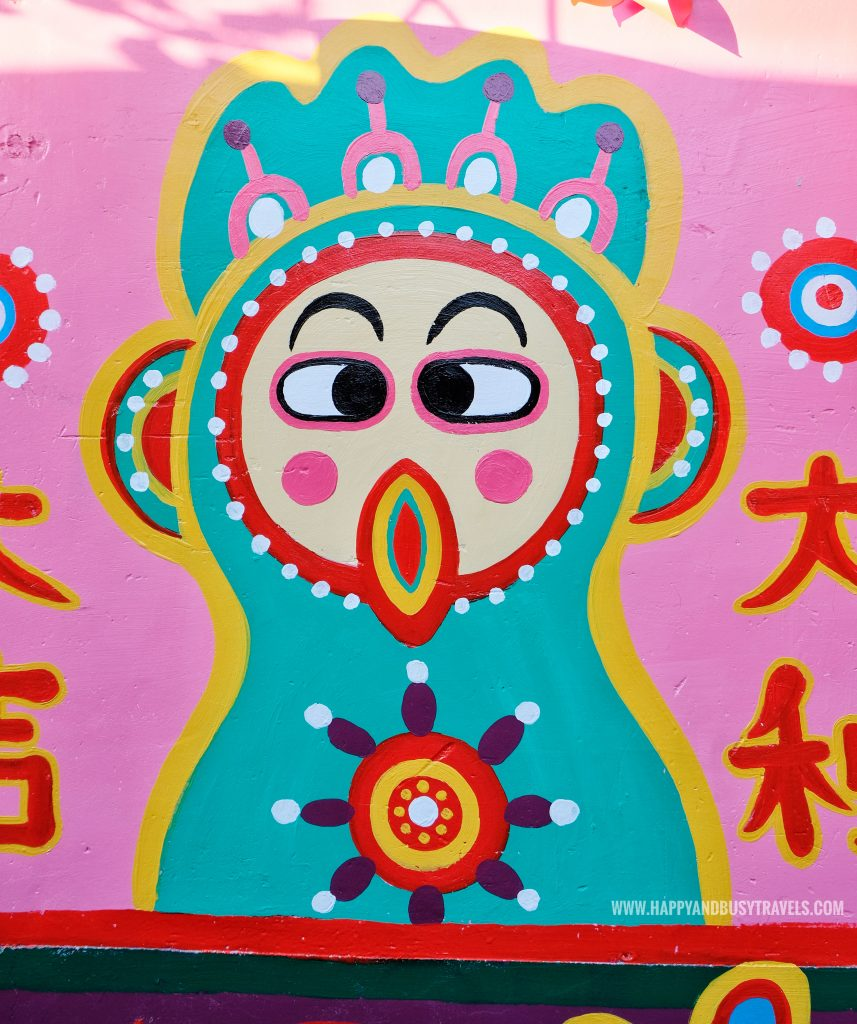 Rainbow Village Taichung Happy and Busy Travels to Taiwan