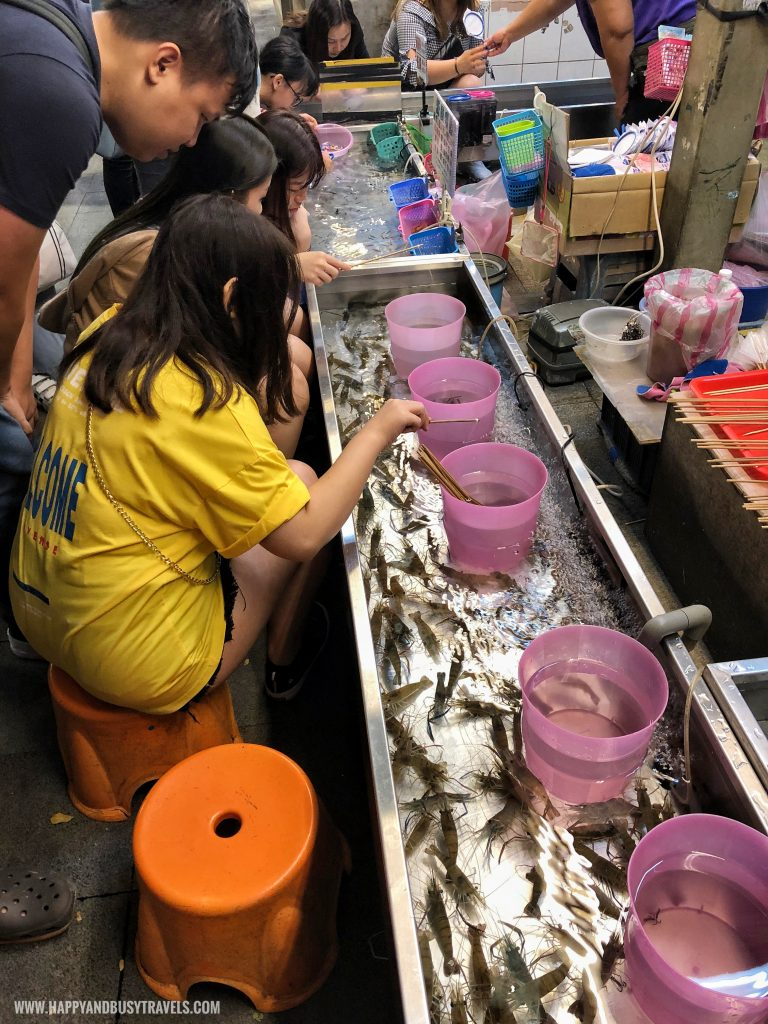 shrimp fishing game Food Trip Happy and Busy Travels to Taiwan