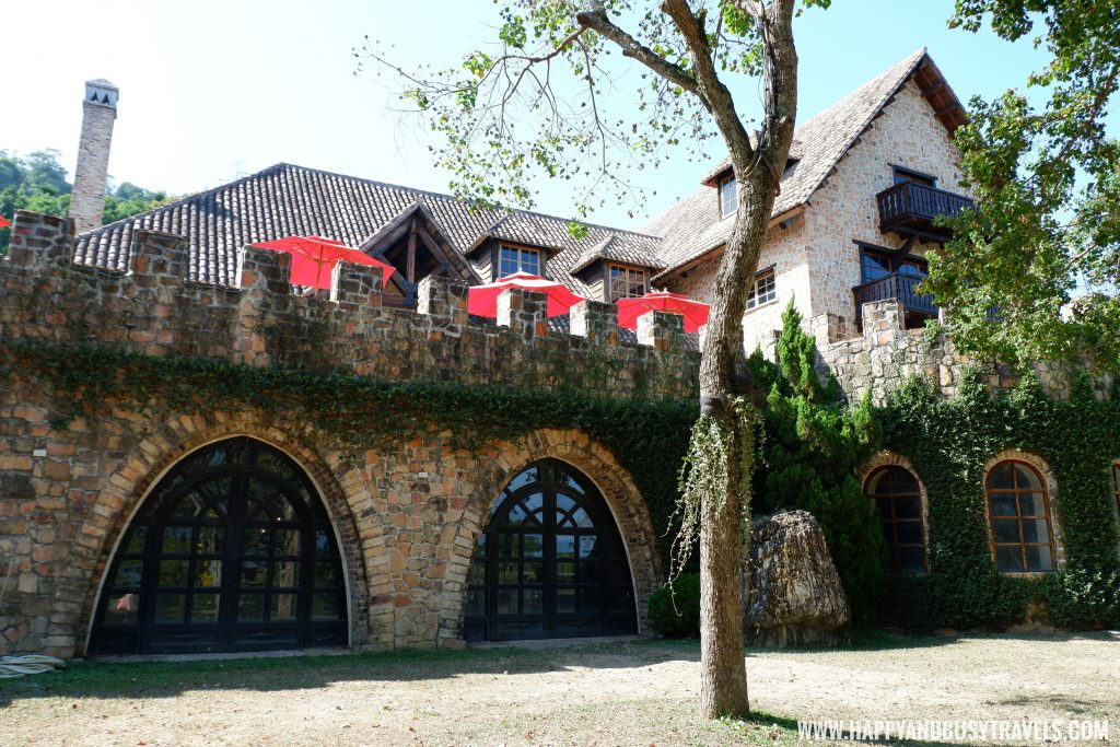Winery Restaurant Xinshe Castle Summit Resort Taichung Happy and Busy Travels to Taiwan