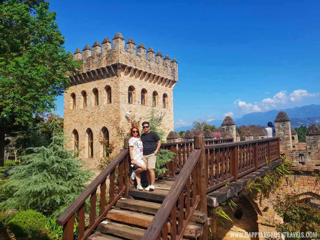 Xinshe Castle Summit Resort Taichung Happy and Busy Travels to Taiwan