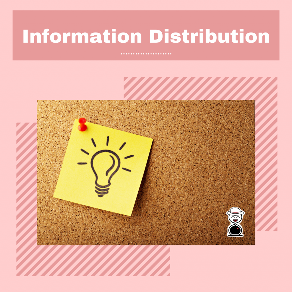New Normal in Accommodations - information distribution - Happy and Busy Travels