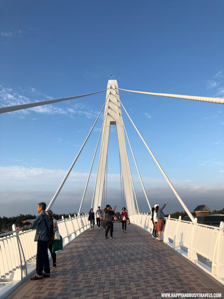 Lover's Bridge 情人桥 Tamsui Fisherman's Wharf - Happy and Busy Travels to Taiwan