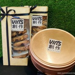 Vins Creation Cookies and Cake - Happy and Busy Travels
