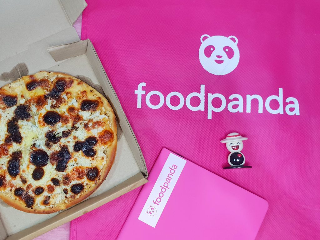 Foodpanda now in Cavite pizza wings and things Happy and Busy Travels Review