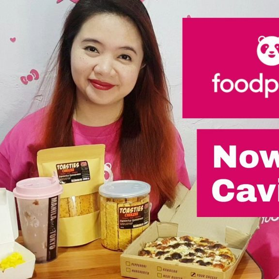 Foodpanda now in Cavite Happy and Busy Travels Review