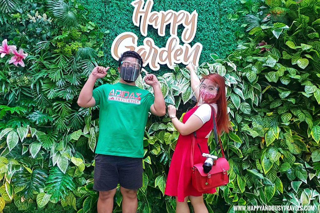 Happy Garden SM Dasmarinas Cavite Plantito plantita plants expo and fresh produce happy and busy travels experience