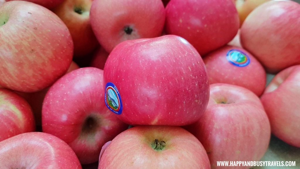 apples from king robert