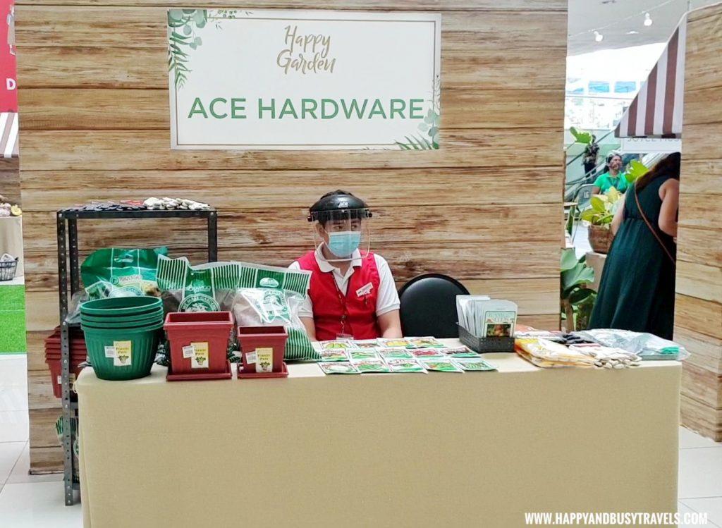 ace hardware Happy Garden SM Dasmarinas Cavite Plantito plantita plants expo and fresh produce happy and busy travels experience
