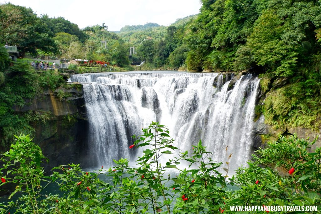 Shifen Waterfall Taiwan Happy and Busy Travels