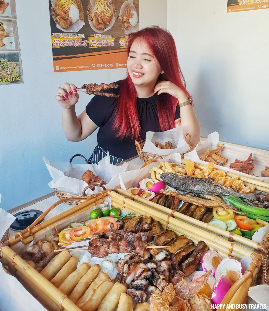 Boodle Gang Chicken Wings Happy and Busy Travels Review