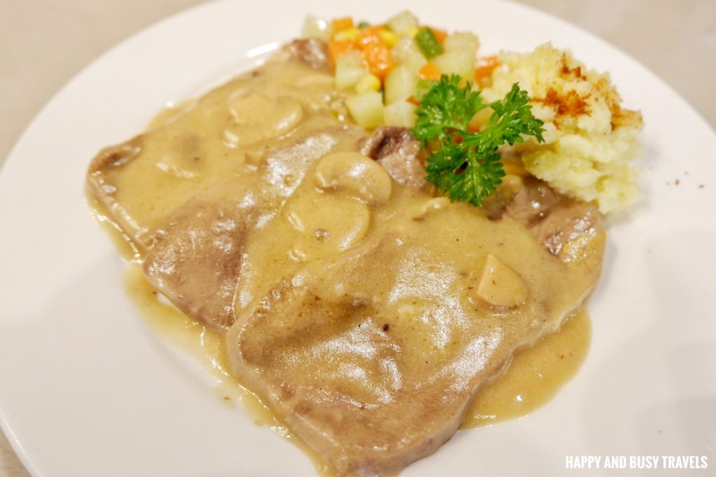 Lengua Con Setas Galli Spanish Restaurant Tagaytay - Happy and Busy Travels Review