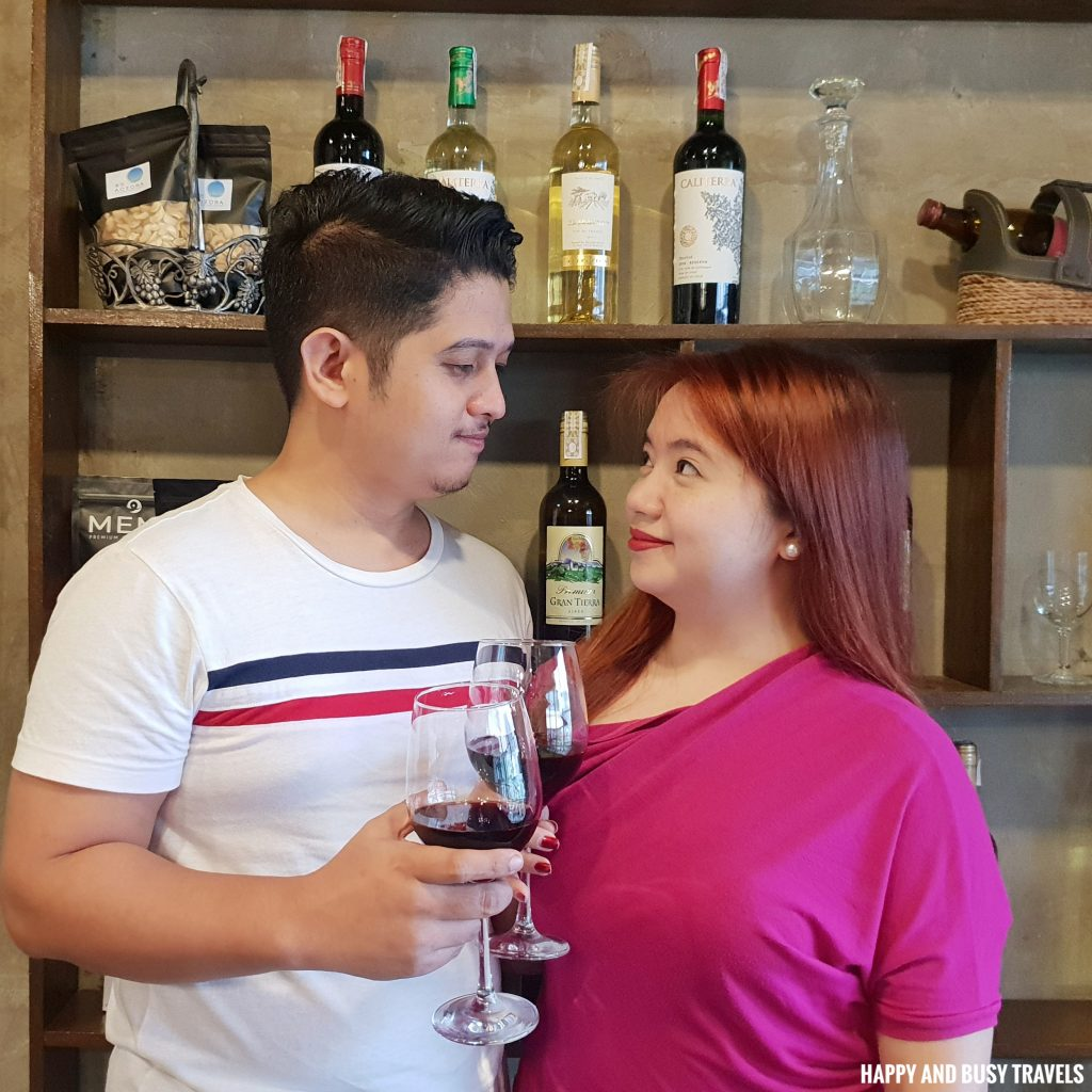 Wine Galli Spanish Restaurant Tagaytay - Happy and Busy Travels Review