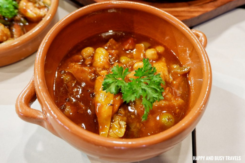 Callos ala Madrillena Galli Spanish Restaurant Tagaytay - Happy and Busy Travels Review