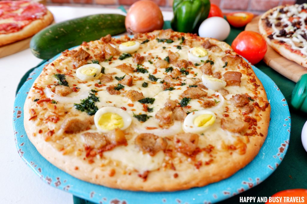 Pizzas of the World Molino Bacoor 17 - Adoughrable Adobo Pizza - Happy and Busy Travels Review