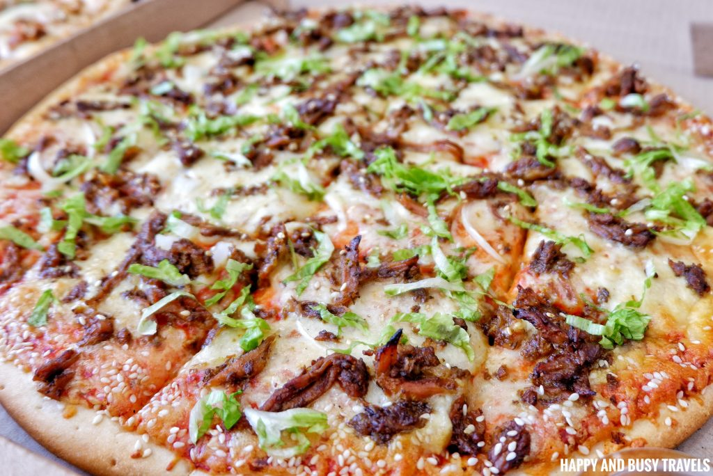 Pizzas of the World Molino Bacoor 26 - K-Pizza Korean - Happy and Busy Travels Review
