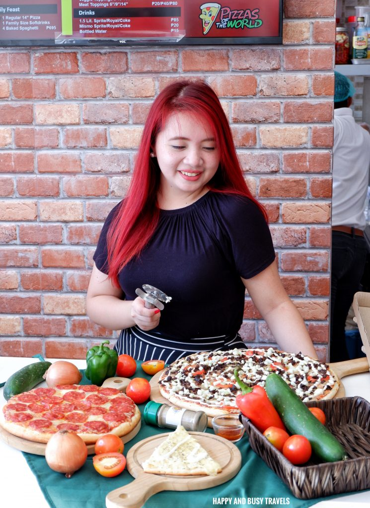 Pizzas of the World Molino Bacoor 31 - Happy and Busy Travels Review
