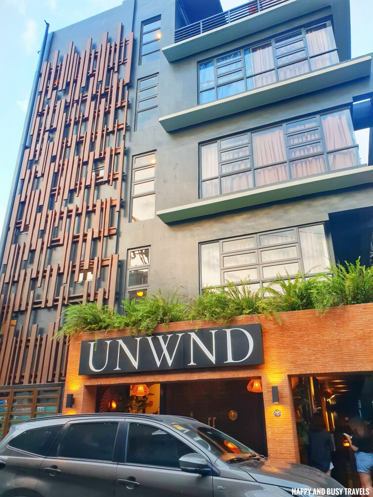 Unwnd Lux Hostel Poblacion Makati - Happy and Busy Travels review