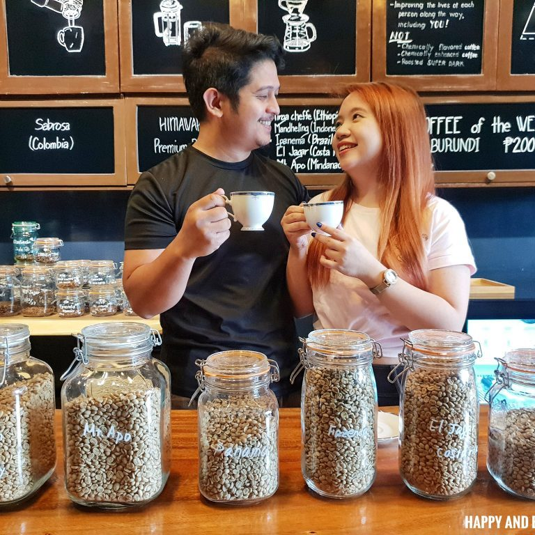 Himawari Specialty Coffee Silang Tagaytay - Happy and Busy Travels Review