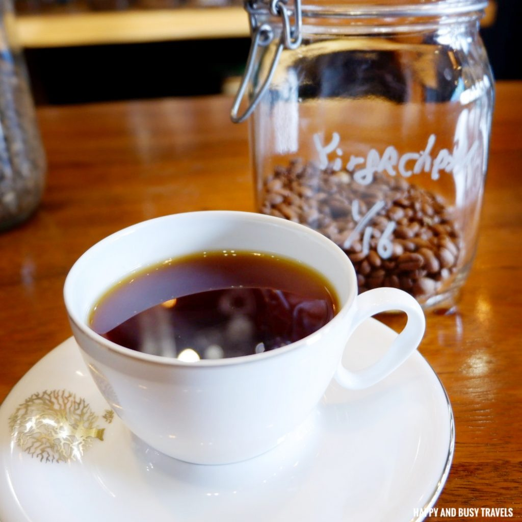 Yirgacheffe etiopia beans Himawari Specialty Coffee Silang Tagaytay - Happy and Busy Travels Review
