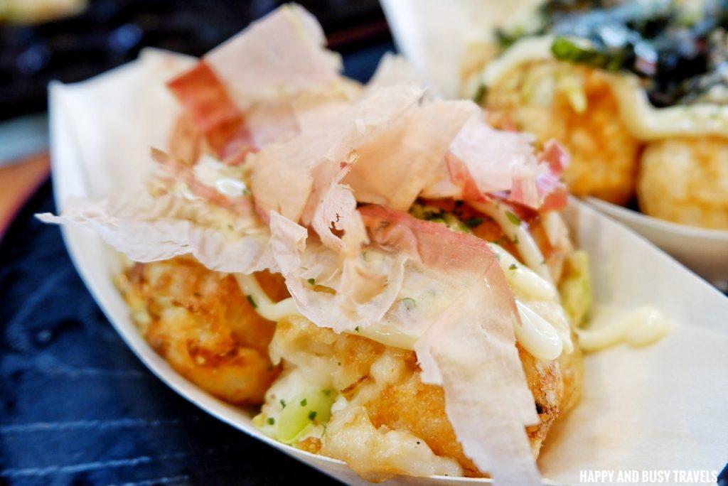 Suijin smoked Salmon Kicho Japanese Yatai Food Ramen Takoyaki - Happy and Busy Travels to Imus Cavite