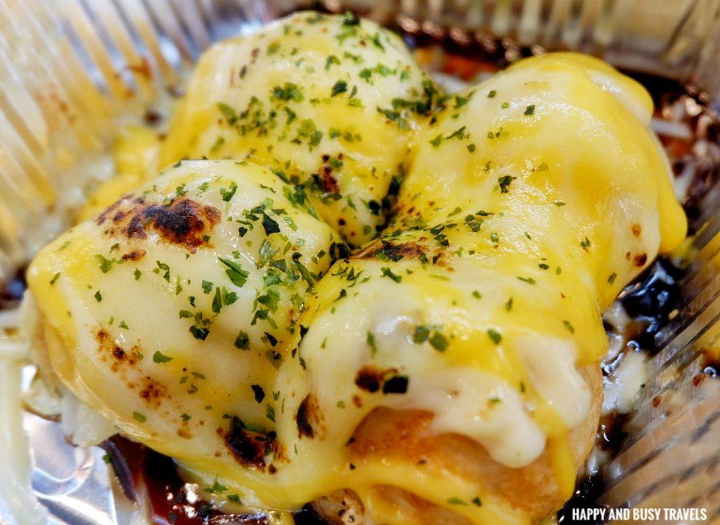 Bakudan four cheese Kicho Japanese Yatai Food Ramen Takoyaki - Happy and Busy Travels to Imus Cavite
