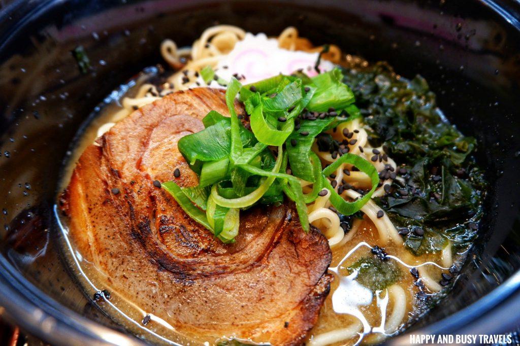 Tonkotsu Kicho Japanese Yatai Food Ramen Takoyaki - Happy and Busy Travels to Imus Cavite