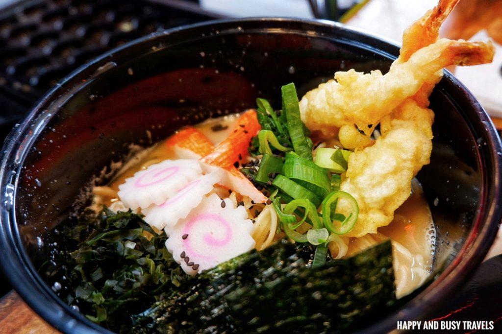 seafood Kicho Japanese Yatai Food Ramen Takoyaki - Happy and Busy Travels to Imus Cavite