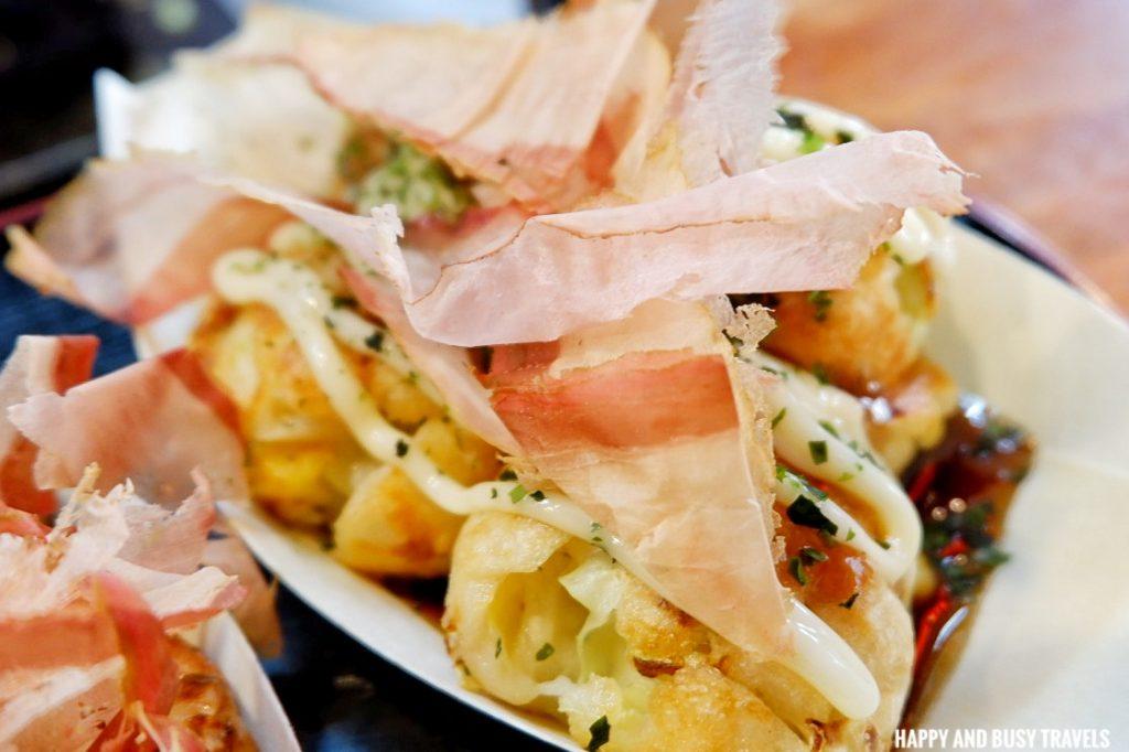 Kyabetsu Plan cabbage Kicho Japanese Yatai Food Ramen Takoyaki - Happy and Busy Travels to Imus Cavite