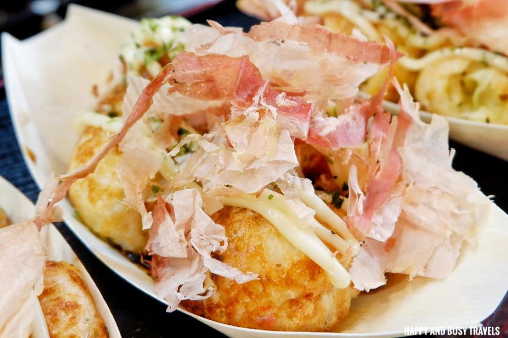 Kichoyaki Octopus Kicho Japanese Yatai Food Ramen Takoyaki - Happy and Busy Travels to Imus Cavite