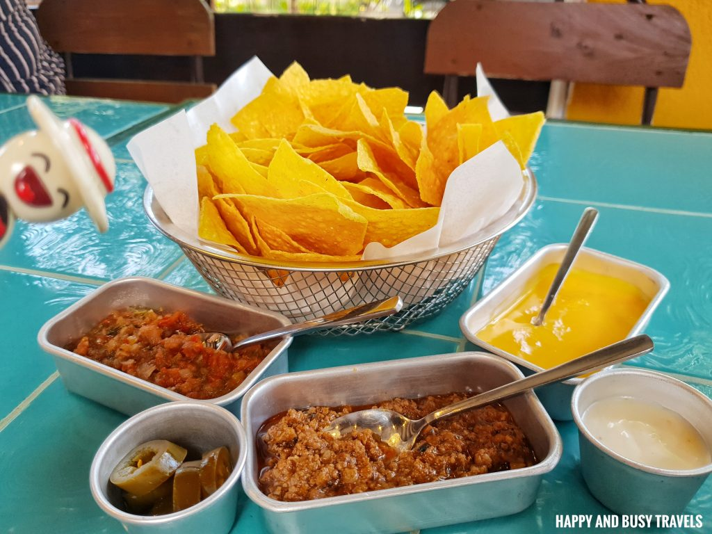 mexican nachos Brick Wood Fire Bistro Ph tex mex restaurant Happy and Busy Travels to Tanza Cavite