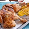 Oven Roast tex mex chicken Brick Wood Fire Bistro Ph tex mex restaurant Happy and Busy Travels to Tanza Cavite