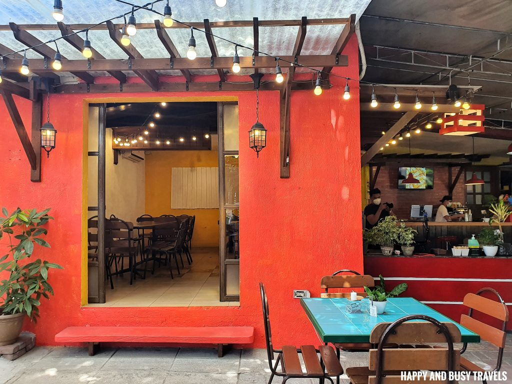 Brick Wood Fire Bistro Ph tex mex restaurant Happy and Busy Travels to Tanza Cavite