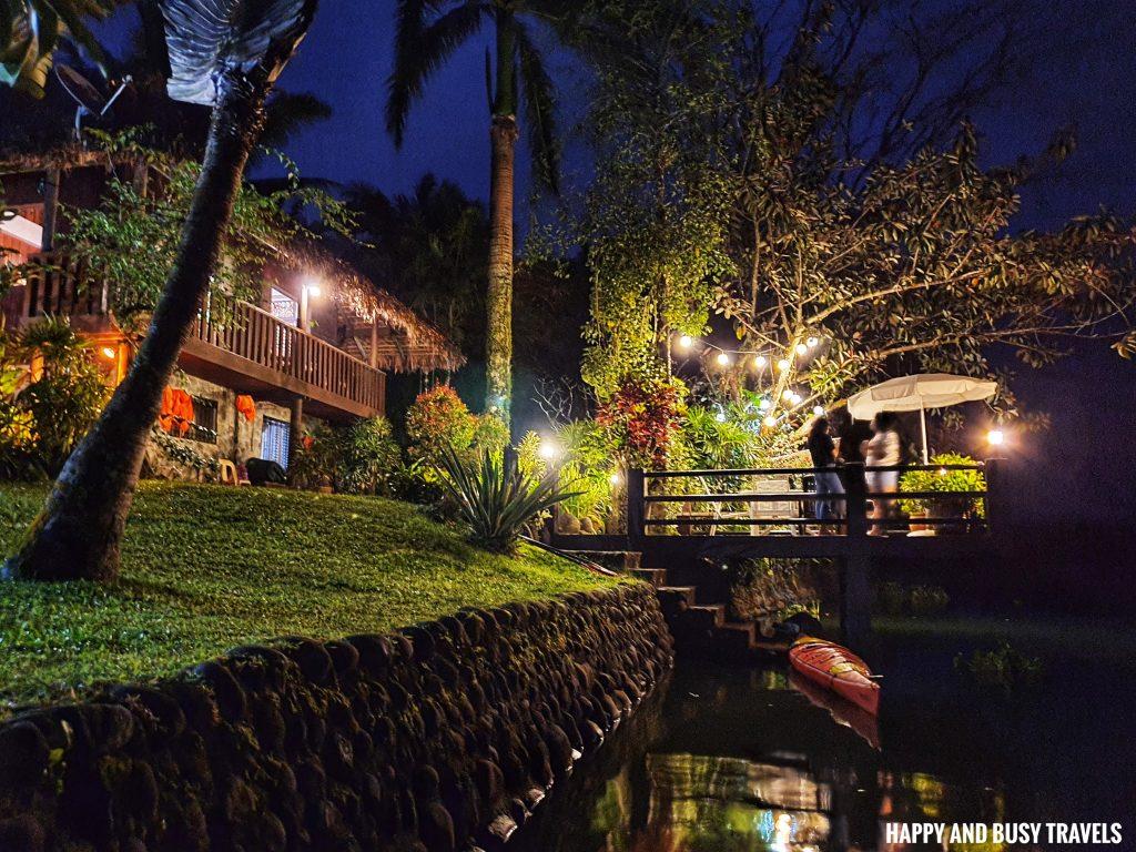 night Julian's Julians Island Lodge - Happy and Busy Travels to Cavinti Laguna