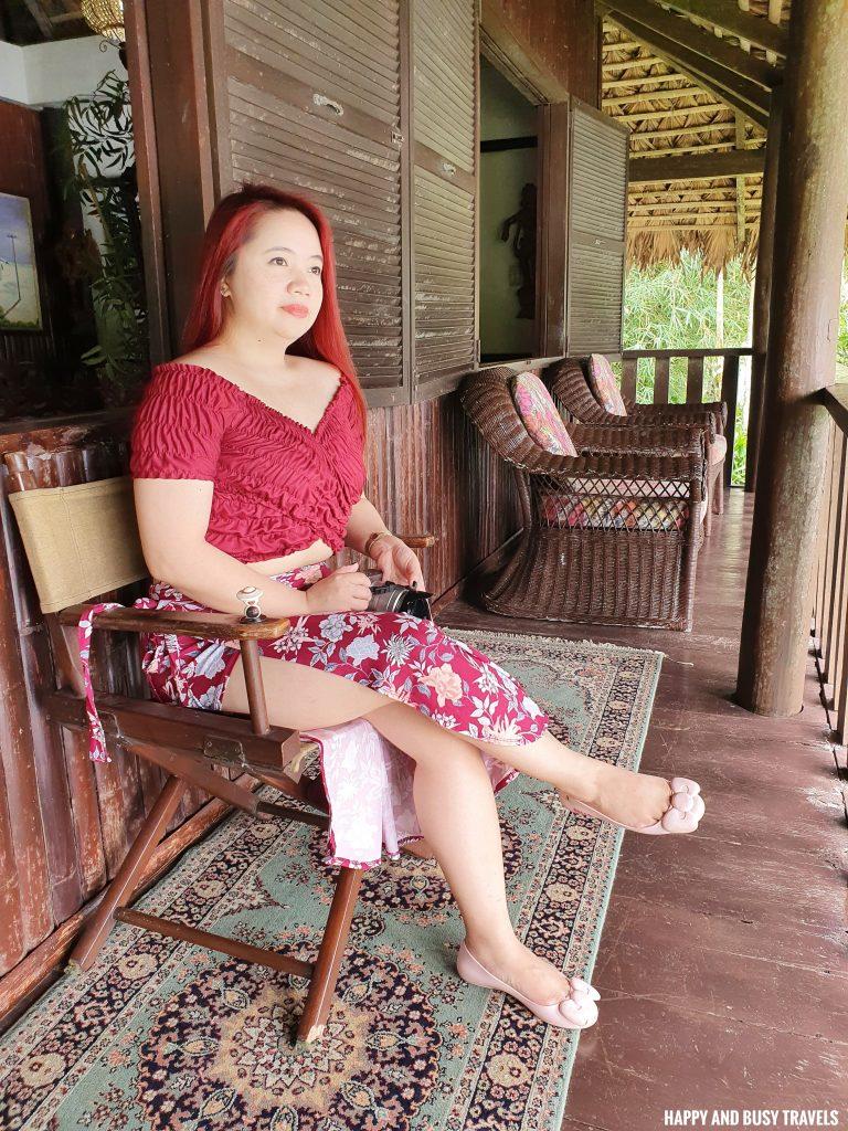 balcony Julian's Julians Island Lodge - Happy and Busy Travels to Cavinti Laguna