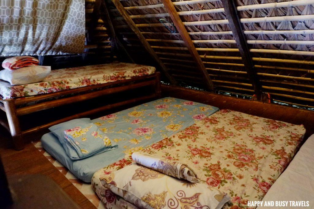 attic room Julian's Julians Island Lodge - Happy and Busy Travels to Cavinti Laguna