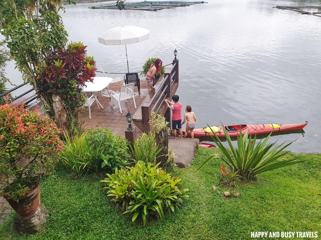 kayaking Julian's Julians Island Lodge 36 - kayaking - Happy and Busy Travels to Cavinti Laguna