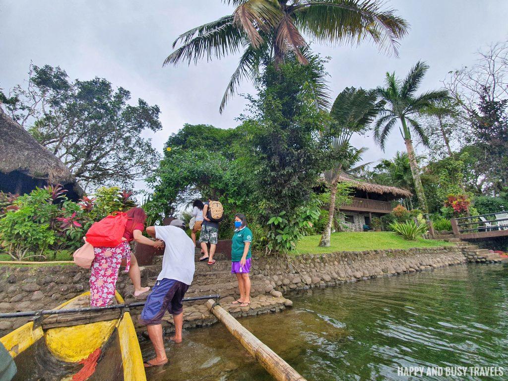 Julian's Julians Island Lodge - Happy and Busy Travels to Cavinti Laguna