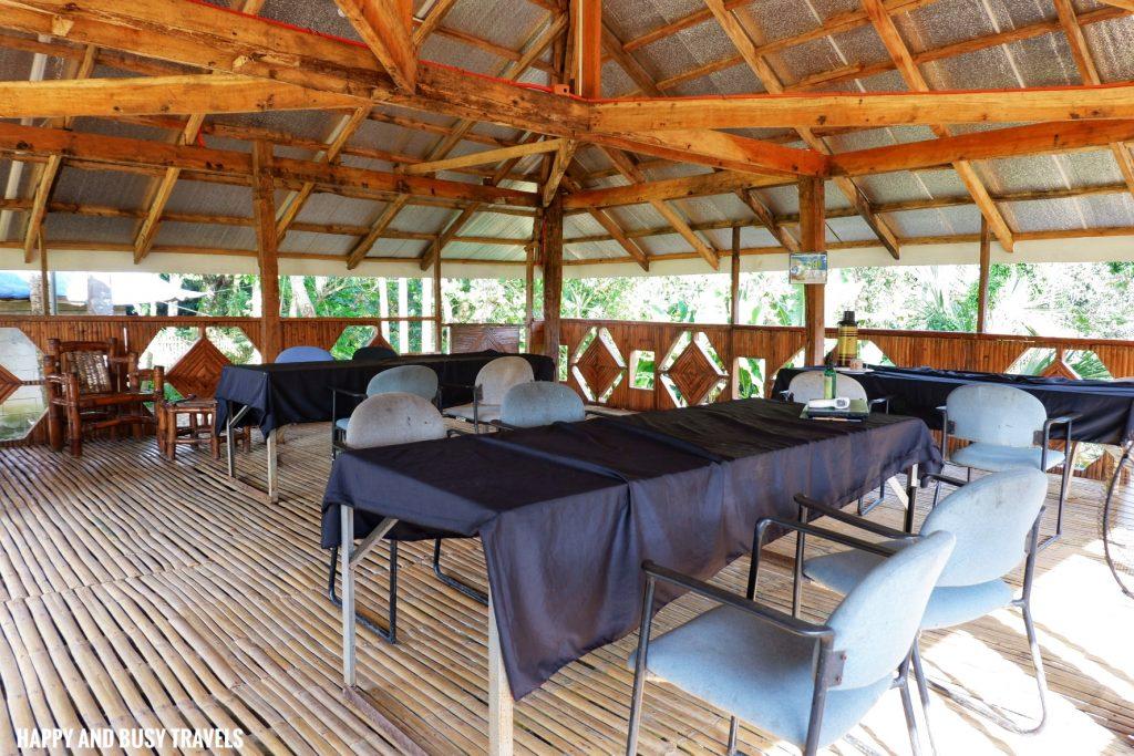 hall Farm T House block house - Happy and Busy Travels to Cavinti Laguna