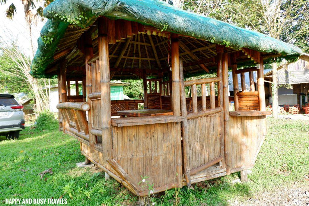 nipa hut kubo Farm T House block house - Happy and Busy Travels to Cavinti Laguna