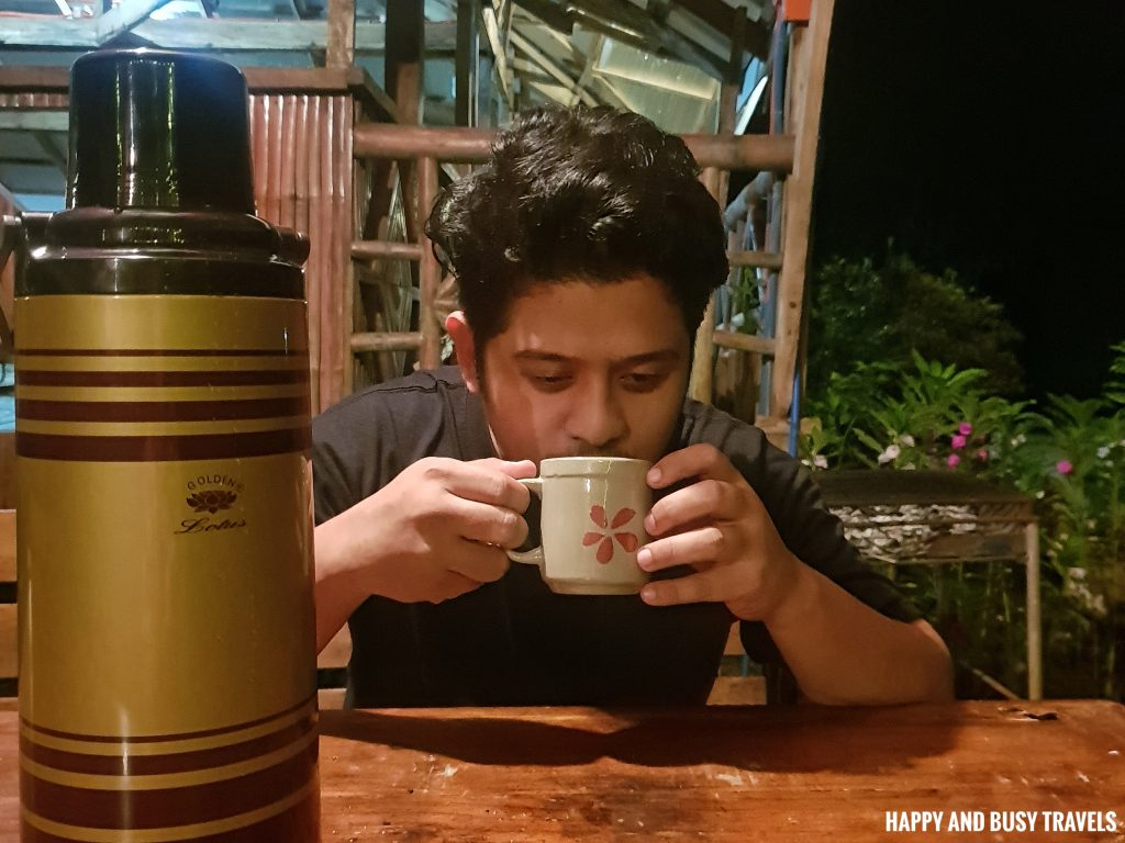 unlimited coffee Farm T House block house - Happy and Busy Travels to Cavinti Laguna
