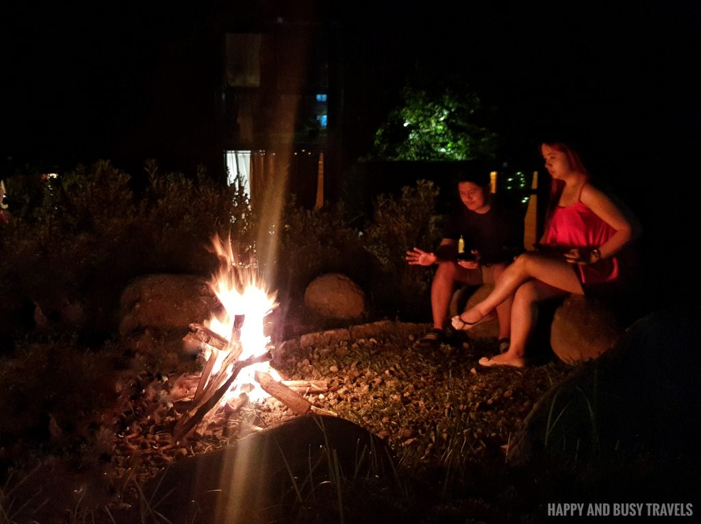 bonfire Farm T House block house - Happy and Busy Travels to Cavinti Laguna