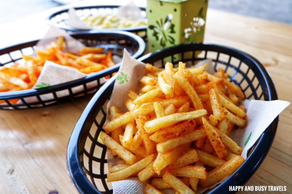 French Fries Nai Cha Rap Milk Tea Bacoor - Happy and Busy Travels to Cavite