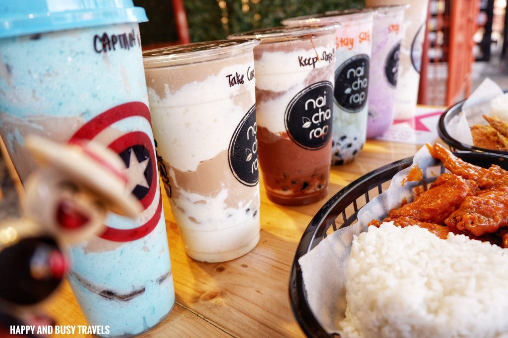 Milk tea Nai Cha Rap Milk Tea Bacoor - Happy and Busy Travels to Cavite