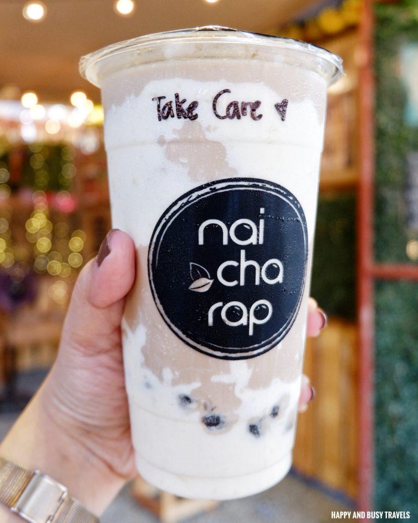 okinawa milk tea Nai Cha Rap Milk Tea Bacoor - Happy and Busy Travels to Cavite